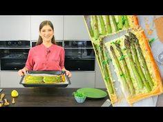 CLĂTITE PUFOASE CU IAURT GRECESC | Rețetă+Video - Valerie's Food Asparagus, Deserts, Vegetables, Food, Pies, Studs, Essen, Postres, Vegetable Recipes