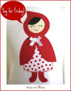 LOVE FRIDAYS!! So does Miss Red www.facebook.com/MollyandMama