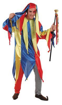 Disfraz de Bufón