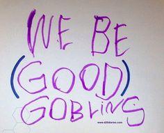 We be Goblins, We Be (Good) Goblins, Pathfinder Playtest, goblin core race ancestry, RPG child art