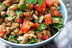 Gojee - Lentil Salad by Ezra Pound Cake