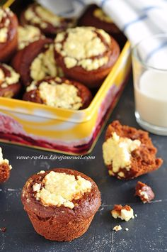 Muffin, Pie, Breakfast, Ethnic Recipes, Food, Torte, Morning Coffee, Cake, Fruit Pie