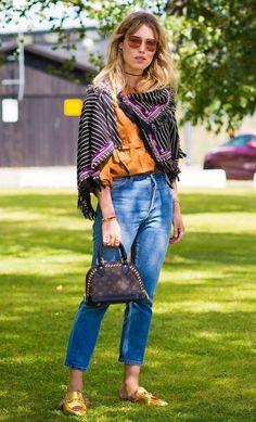 Vem conferir looks lindos da Semana de Moda de Copenhagen!