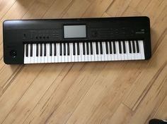 awesome Korg Krome 61 Keyboard Workstation   Check more at http://harmonisproduction.com/korg-krome-61-keyboard-workstation/