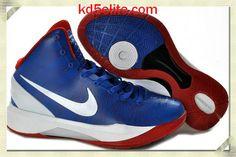 dcca2f0eb038 Hyperdunk Elite Treasure Blue White Sport Red 511369 005 Cheap Toms Shoes