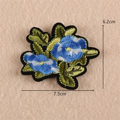 Embroidered Sew Iron On Patch Badge Collection Fabric Clothes Applique Transfer Badge, Clothing Patches, Iron On Patches, Applique, Brooch, Collection, Sewing, Fabric, Clothes