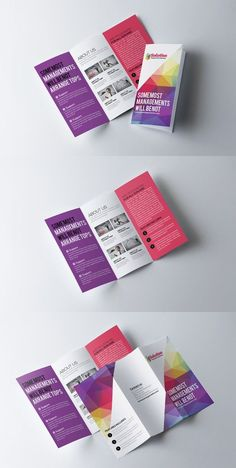 Design a stunning brochure in minutes. Get Brochure Design Services here. Showcase your business, products, and services when you create custom brochures. Bi Fold Brochure, Brochure Layout, Business Brochure, Brochure Template, Business Card Design, Creative Business, Pamphlet Design, Leaflet Design, Broucher Design