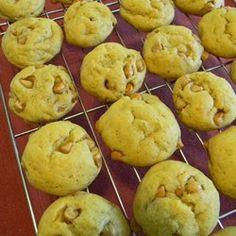 Pumpkin Cookies I - Allrecipes.com