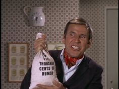 Bewitched~ Uncle Arthur omg he was my favorite family member on the show I love Paul Lynn