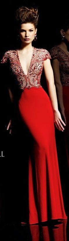 Sherri Hill couture 2013 ~
