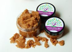 Pumpkin Spice Sugar Scrub  Fall body scrub  by seasonsoflovegifts