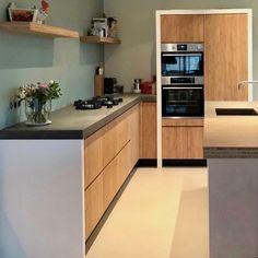 Koak Design makes real oak doors for IKEA kitchen cabinets. Koak + IKEA = your design! Kitchen Cost, Ikea Play Kitchen, Ikea Kitchen Design, Kitchen Decor, Decorating Kitchen, Decorating Ideas, Decor Ideas, Kitchen Wall Cabinets, Kitchen Wall Colors