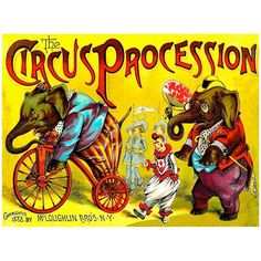 Circus Procession handmade hand cut wooden by PersimmonPuzzles, $175.00