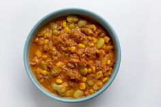 Southern Soul Brunswick Stew, this one has smoked turkey in it, very interesting!