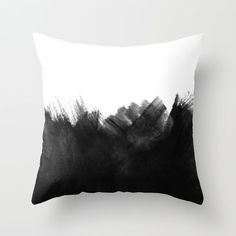Yin Throw Pillow
