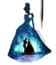5,022 отметок «Нравится», 17 комментариев — Art Academy (@art.academy) в Instagram: «#Cinderella by @aishaaaaah #artacademy»