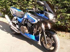 ZRX 1200 S DE 10/2002 BLEU - gchangetout