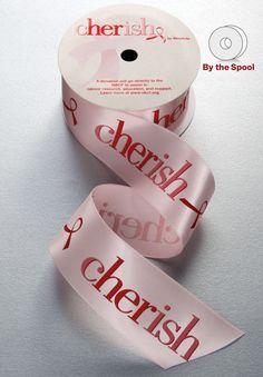 "Simplicity Creative Group - Cherish 1-1/2"" Ribbon, 3 yards"