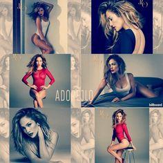 Sección de fotos para la revista billboard *o*