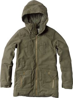 Parka - need for spring