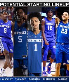 Kentucky Basketball, Duke Basketball, College Basketball, Basketball Players, Soccer, University Of Kentucky, Kentucky Wildcats, Go Big Blue, My Old Kentucky Home