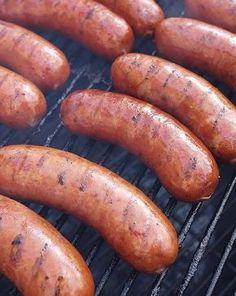 Rib Recipes, Grilling Recipes, Cooking Recipes, Sauce Pour Porc, Home Made Sausage, How To Make Sausage, Sausage Making, Homemade Sausage Recipes, Bratwurst Recipes
