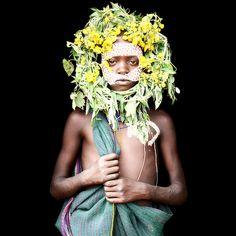 suri kid / ethiopia by abgefahren2004 on Flickr.