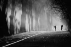 Morning jogging / Lucian Olteanu / Photographie, Numérique