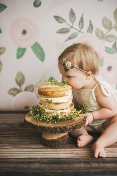 Love background and cake stand