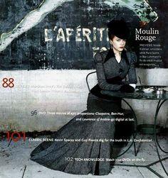Nicole Kidman magazine shoot