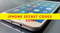iPhone Secret Codes 2016   15+ Best Hidden iPhone Secret Codes 2016