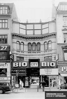 Vesterbrogade  Beskrivelse  City Bio   Tid   Fremstillet: 21. juli 1986