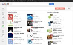 #Google+ Communities: Was sie können und warum sie wichtig sind! #SocialMedia via http://t3n.de