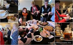 South Lancashire – 'An English country garden' CCC 01st May 2012 | CLANDESTINE CAKE CLUB