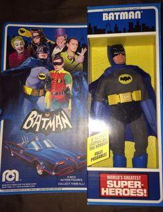 Batman Action Figure by Mego Corp.