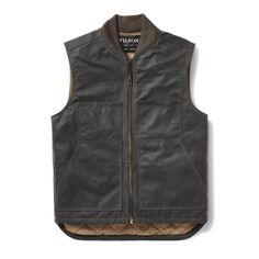 Filson Wax Work Vest