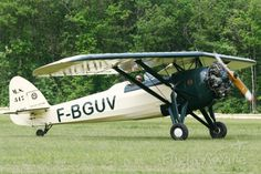 FlightAware ✈ Photo of MORANE-SAULNIER MS-317 (F-BGUV)