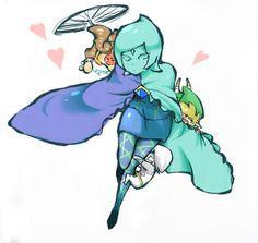 Fi gets many love interests! | #Zelda #Skyward_Sword