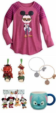 Christmas is coming! Look no further than these awesome items when drafting your Christmas list this year. These Disney Christmas presents are perfect for the Disney fan in your life (and, of course, for you). Disney Inspired Outfits, Disney Style, Disney Love, Disney Magic, Disney Nerd, Disney Pixar, Disney Presents, Disney Gift, Disney World Parks