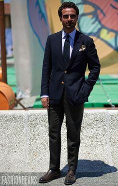 The Best Men's Street Style Looks: September 2017 | FashionBeans
