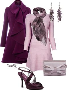 """Lavender Dream"" by casuality on Polyvore"