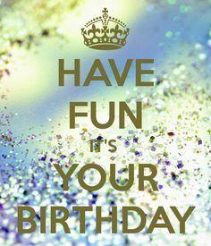 keep calm it's your birthday afbeeldingen - Google zoeken