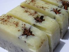 Anise Handmade Soap Recipe  This herb is also known for it's ability in hiding the human scent. That makes it perfect for hunters and fishermen. This handmade soap recipe will help you get your hands rid of kitchen odors like onions and garlic.