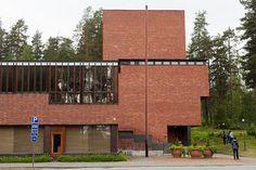 säynätsalo - town hall 3 | Flickr - Photo Sharing!