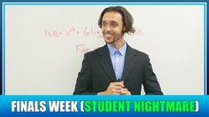 [NICK] FINALS WEEK (STUDENT NIGHTMARE) - SquadGoalsTV