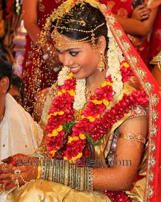 Pretty Bride in Diamond Wedding Sets | Jewellery Designs