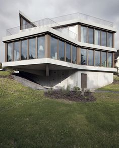 Housing in Chailly / LOCALARCHITECTURE