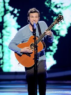 "Phillip Phillips performs ""Superstition"" by Stevie Wonder."