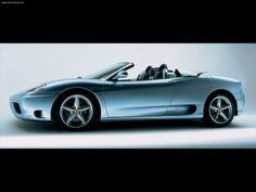 Ferrari 360 Spider 2001 poster, #poster, #mousepad, #Ferrari