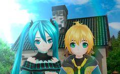 Soundless Voice - [Len & Miku]